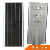 20W 25W 30W 40W All in One Integrated Solar Street Lamp