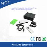 Android репроектор WiFi портативный миниый для домашнего театра с памятью USB 8GB HDMI