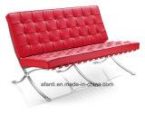 Modernes Büro-Wohnzimmer-Barcelona-lederner Stuhl (RFT-F66-2)