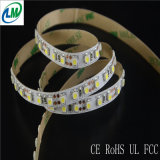 Luz de tira flexible blanca roja del CRI Epistar LED del color el 120LEDs/M (LM3528-WN120-R)