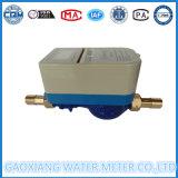 Mètre d'eau payé d'avance domestique de vente chaude Dn15-Dn25