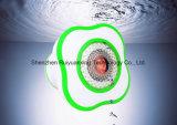 Плавая диктор Bluetooth водоустойчивый для телефона и приспособления Bluetooth (зеленый цвет)