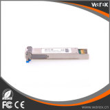 Cisco XFP-10G-BX10-U совместимое 10GBASE-BX 1270nm TX, 1330nm RX, 10.3Gbps, SM, 10km, одиночные приемопередатчики LC XFP на сбывание