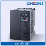 セリウムの証明書Zvf200-M0037t2MDとのChziri三相220V VFD 3.7kw