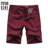 100%Cotton Mens Cargo Short Pants für Casual Sport