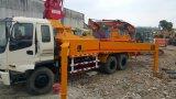 Verwendetes Putzmeister Concrete Pump Truck mit Isuzu-Chassis/Frame (37M)