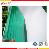 ISOSGS genehmigen freies Polycarbonat-Höhlung-Blatt PC Sun-Blatt für Baumaterial