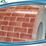 De acero galvanizada en baño caliente del material de hoja del material para techos de la estructura y galvanizó la bobina de acero