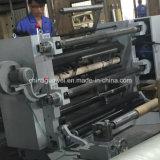 Automatische Aufschlitzenund Rückspulenmaschine für Film