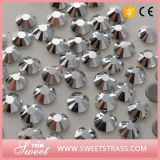 Grânulos frouxos de cristal lapidados do corte de máquina para a fatura do motivo