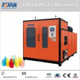 Maschinerie der Tonva 3L Plastikbenzinkanister PET Strangpresßling-Schlag-formenmaschine