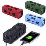 Wasserdichte drahtlose Bluetooth 4 bewegliche Lautsprecher-Energien-Stereobank