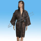 Peignoir jetable / Kimono Unisexe / Vêtements de sauna