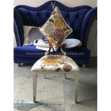 椅子(HW-0041C)を食事する現代一義的な宴会のステンレス鋼