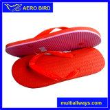 Deslizadores simples & de Comfotable do PVC Outsole para os homens (15I100)