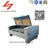 Tipos base de couro acrílica da estaca de máquina da estaca do laser da roupa da tela da máquina de gravura do laser da grande