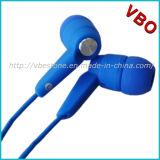 2014 le plus chaud de vente coloré écouteurs avec câble plat