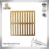 Kundenspezifische Form-Stahl-Rasterfelder mit Messing