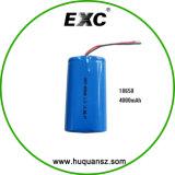 Heißer Verkäufe Exc18650 4000mAh 3.7V Li-Ionbatterie-Satz
