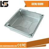 De alumínio morrer as peças da carcaça para a caixa de junção de uma comunicação