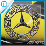 Car Metal Adhesive Logo Decorative Decal Label Stickers