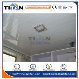Pannelli di parete decorativi interni del soffitto del PVC di tessitura