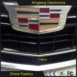 Câmera de opinião dianteira do carro da visão noturna do CCD de HD para Cadillac 2016 ATS-L