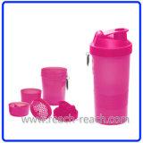 Eiwit Energie die de Plastic Fles van de Schudbeker drinken (r-S039B)