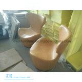 Cadeira moderna do ovo da cadeira de giro do lazer do estilo para a sala de visitas (HW-C335C)