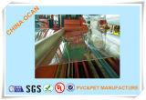 hoja transparente rígida para la impresión en offset, hoja rígida clara plástica del PVC de 1.0m m del PVC de la impresión de Offest