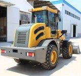 Carregador hidráulico do trator de exploração agrícola da pá 4WD do Fox 910 de China
