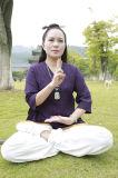 Ropa Sporting china de Han del resorte de las mujeres de la ji del Tai del Taoism y del lino del verano