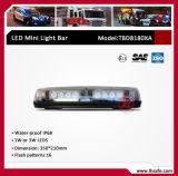 Mini barra clara Emergency oval do diodo emissor de luz (TBD8180XA)