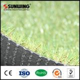 Estera artificial de la hierba del PPE de las decoraciones del jardín con el fuego resistente