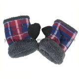 Связанные оптовой продажей теплые приполюсные перчатки/Mittens ватки