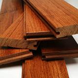 Plancher brésilien de bois dur de cerise laqué par usine de Guangzhou