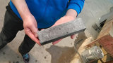 [زكجك] [قتج4-40] صغيرة منافس من الوزن الخفيف حجارة غبار قرميد يجعل آلة