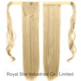 熱い販売の品質の総合的な女性のポニーテールの毛の拡張
