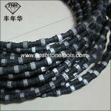 Ws 1 다이아몬드 철사는 화강암 구획 네모로 하기를 위해 보았다 (11/11.5mm)