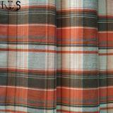 BaumwollSpandex gesponnenes Garn färbte Gewebe für Kleid-Hemden/Kleid Rls40-52sp