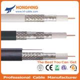 Стандарт Европ коаксиального кабеля 25 Vatc 75 омов
