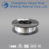 Fio E5356 de alumínio para a solda das embarcações de pressão