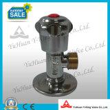 "1/2 ""válvula de latón angular con Ss brida (YD-B5029)"