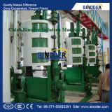 100tpd原油の精製所機械