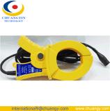 Braçadeira-na C.A. do CT 500A para Environent Sem remover a barra ou o cabo principal