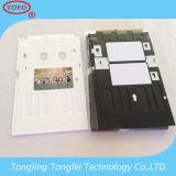 Bandeja de cartão da identificação do PVC para Epson R260 R270 R280 R290
