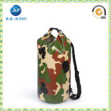 Double Strap Sports Mesh PVC Waterproof Backpack Dry Bag (JP-WB021)