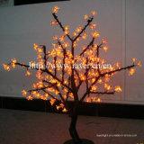 LED 훈장 빛 나무 빛 LED 꽃