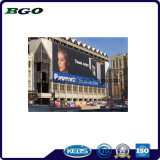 PVC Banner (500dx500d 18X12 610g) di Frontlit Display Stand Lona Printing