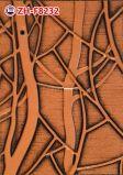 Панель нутряного украшения 3D гостиницы (ZH-F8081)